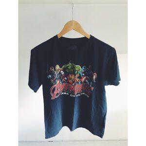 Marvel Kids Avengers Graphic T-shirt